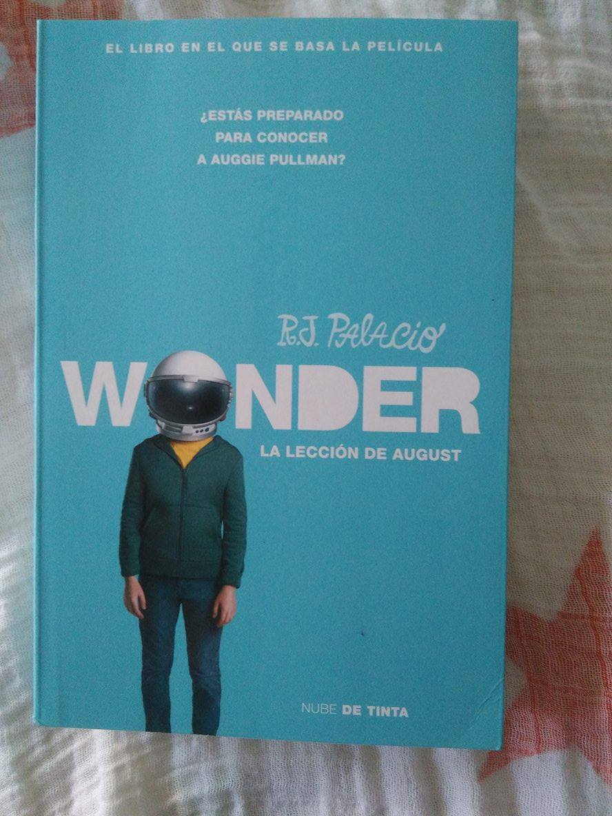 Wonder. La lección de August