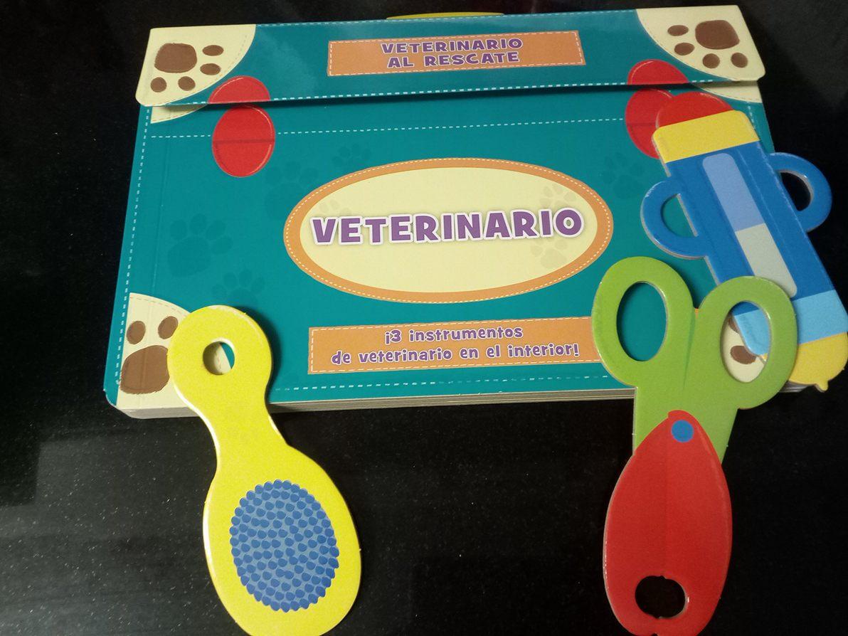 El maletín del veterinario - Cuentos de Amatxu