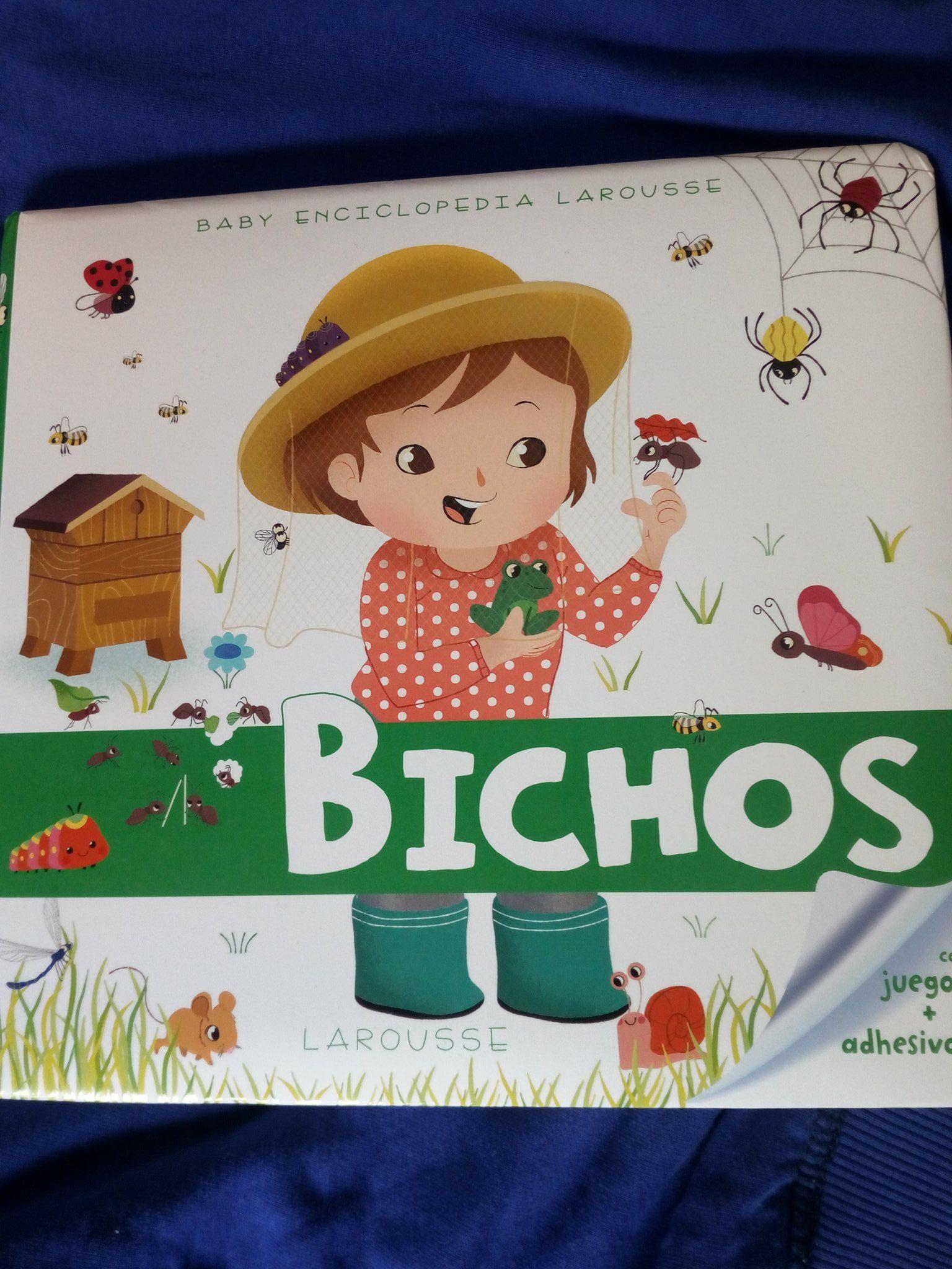 Baby enciclopedia Larousse: Bichos