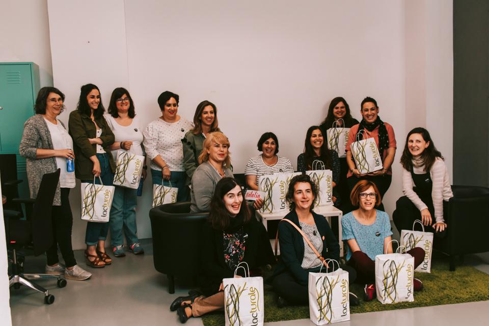 II evento para mamis blogueras en Bilbao