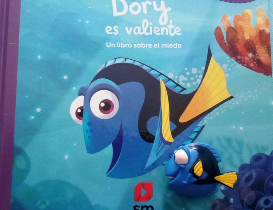 Dory es valiente. Un libro sobre el miedo