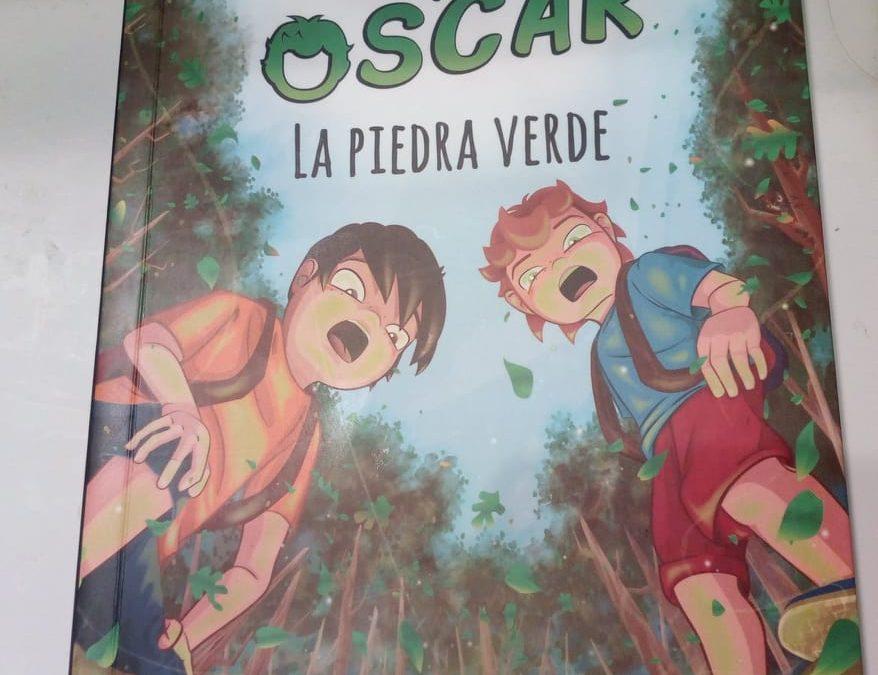 Las aventuras de Txano y Oscar
