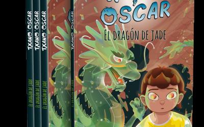 Las aventuras de Txano y Oscar: El dragón de Jade