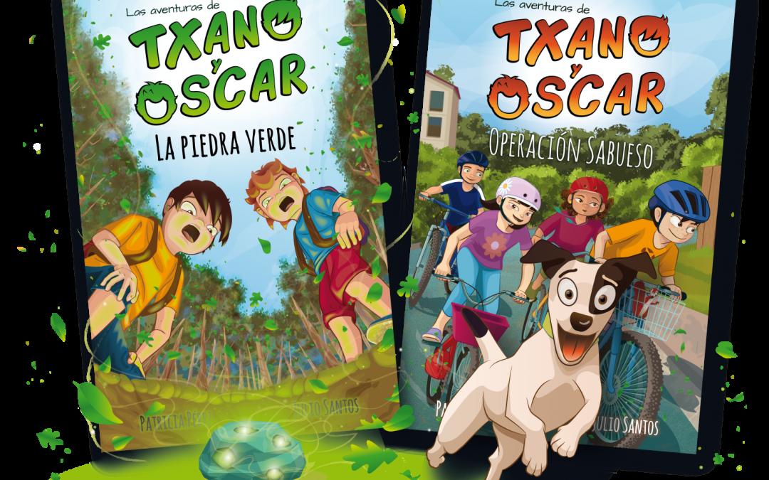 Las aventuras de Txano y Oscar: operación sabueso