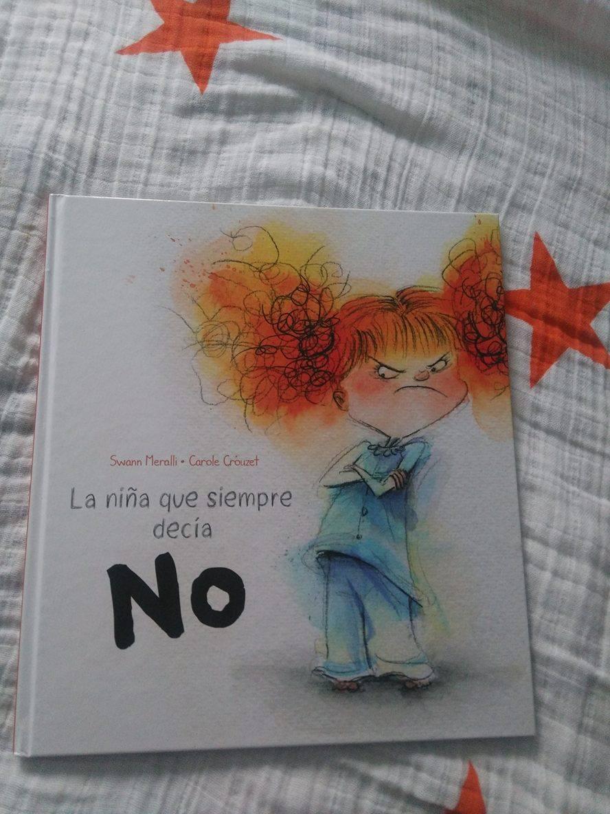 La niña que siempre decía No